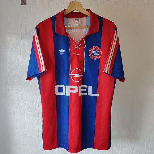 Bayern Munich 89/90 Home - Size M