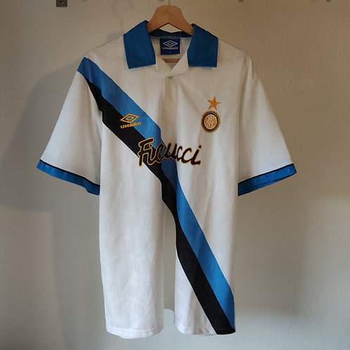 Inter Milan 93/94 Away - Size XL