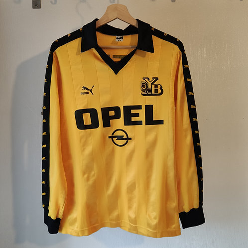 Young Boys 86-88 Home LS - Size S/M