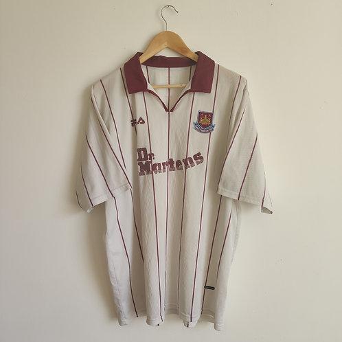 West Ham 02/03 Away - Size L/XL