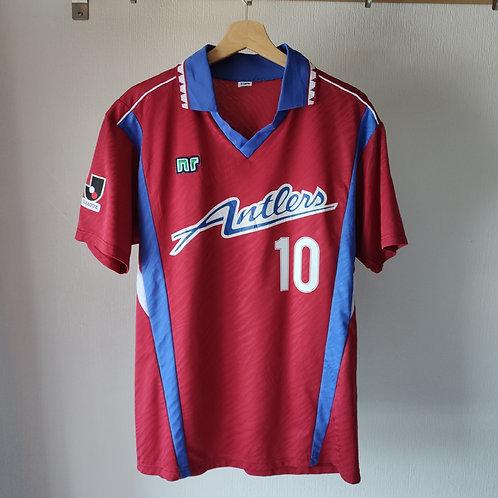 Kashima Antlers 92/93 Home - Jaspo L - UK M