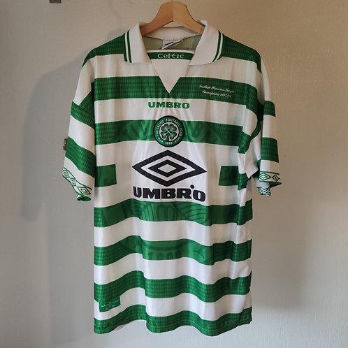Celtic 97-99 Home - Size XL