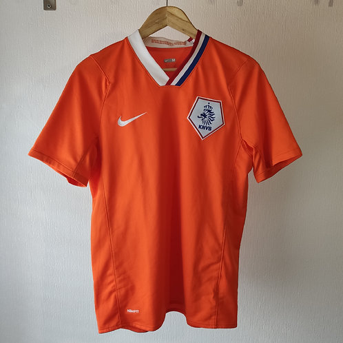 Netherlands 08-10 Home - Size M