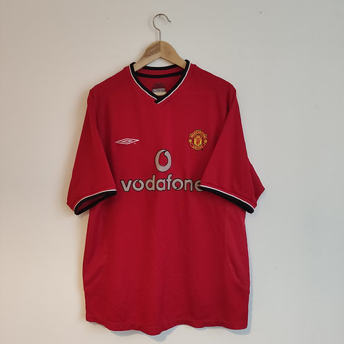 Manchester United 00-02 Home - Size L