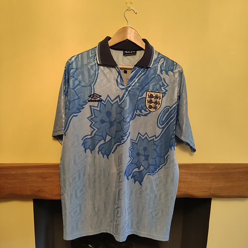 England 92 Third Shirt - Size XL