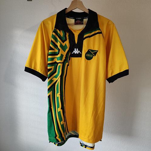 Jamaica 1998 Home - Size XL