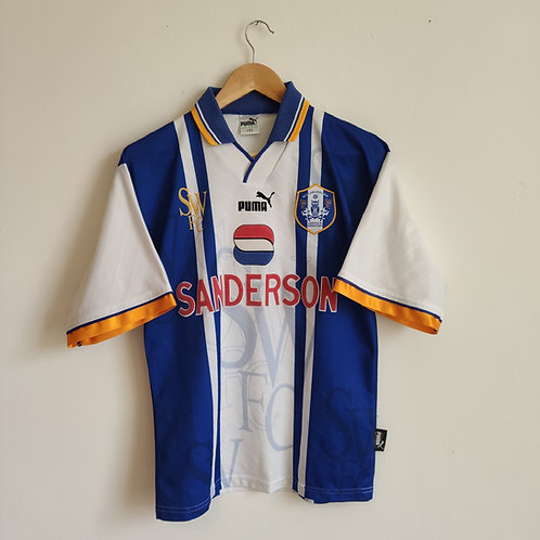 Sheffield Wednesday 95-97 Home - Size S
