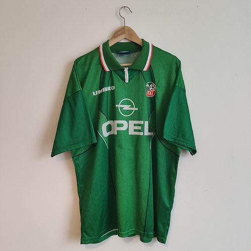 Ireland 94/95 Home - Quinn - Size XL