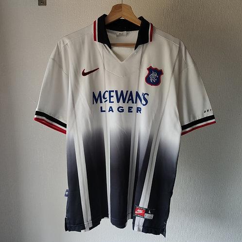 Rangers 97/98 Away - Size L