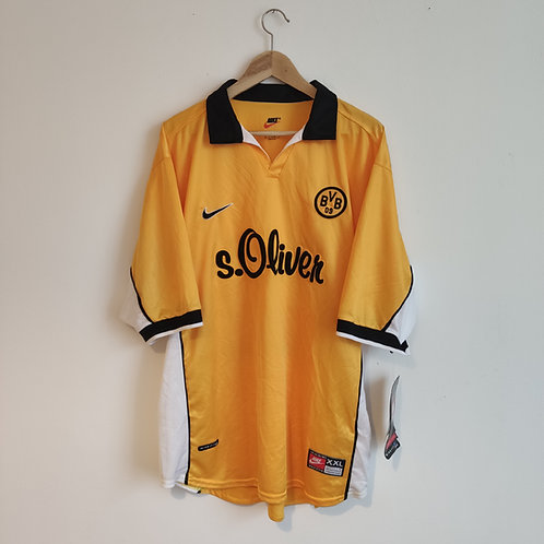 Dortmund 98/99 Home BNWT - Size XXL