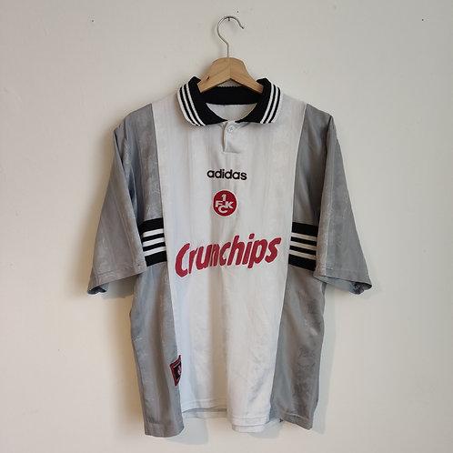 Kaiserslautern 96-98 Away - Size M