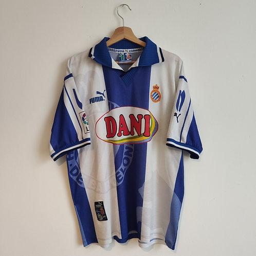 Espanyol 97/98 Home - Size XL