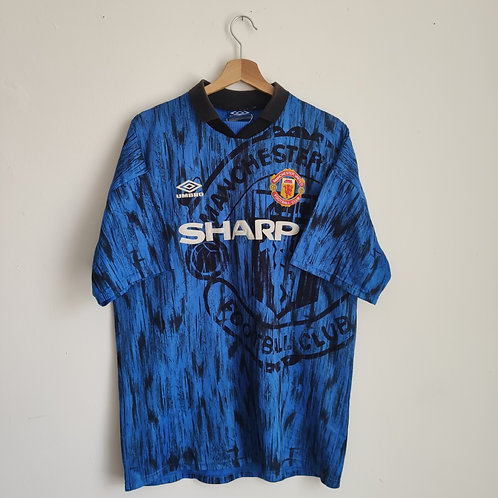Manchester United 92/93 Away - Size XL