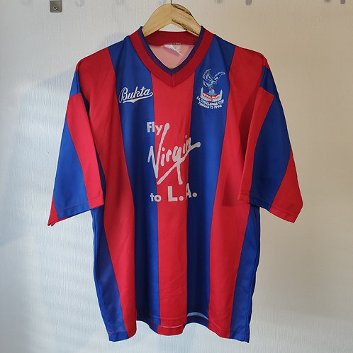Crystal Palace 89/90 FA Cup Final Home - Size L
