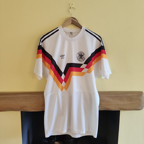 Germany 88-90 Home Shirt - Size L
