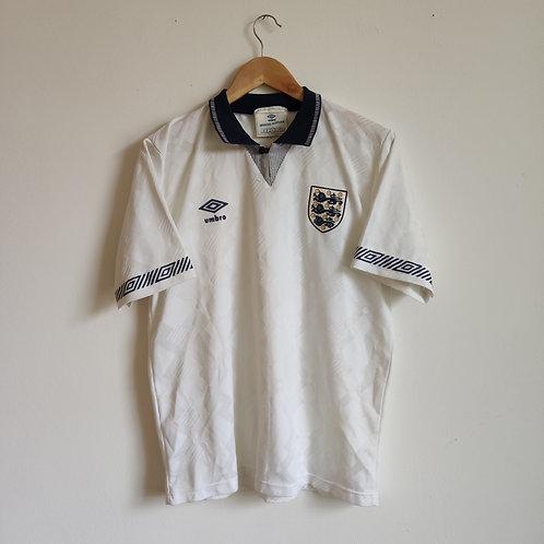 "England 1990 Home - Size L (21.5"" ptp)"