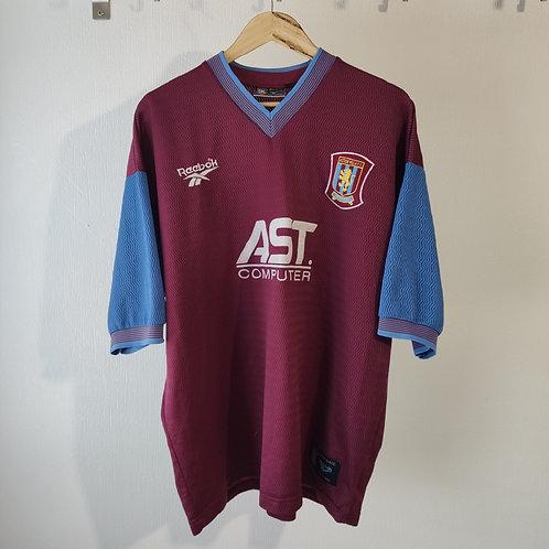 Aston Villa 97/98 Home - Size 50-52