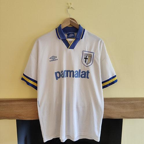 Parma 93/94 Home Shirt - Size L