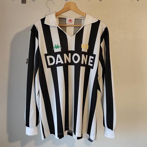 Juventus 90/91 Home LS - Size XL