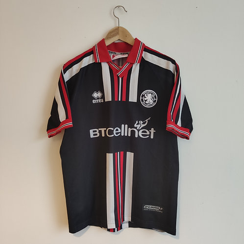 Middlesbrough 00/01 Away- Size S