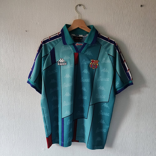 Barcelona 95-97 Away - Size S