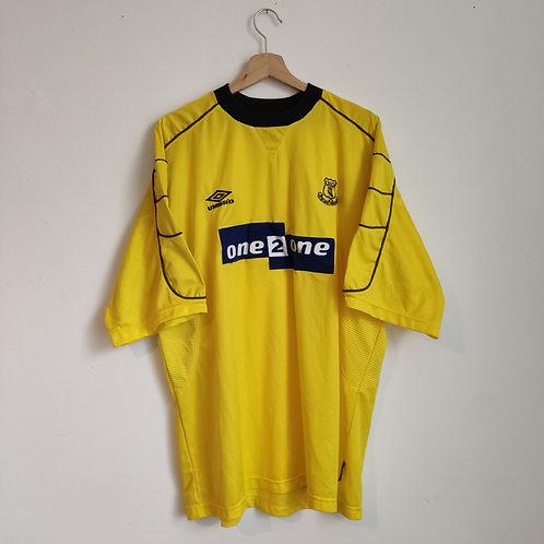 Everton 99/00 Away - Size XXL