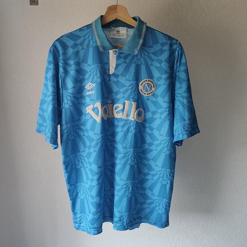 Napoli 91/92 Home - Size L