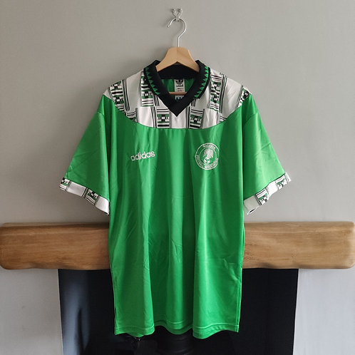 Nigeria 1994 Home Shirt - Size XL