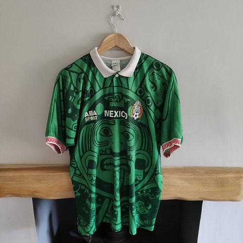 Mexico 1997 Home Shirt - Size M