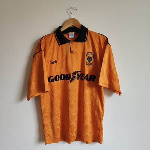 Wolves 90-92 Home - Size 42-44