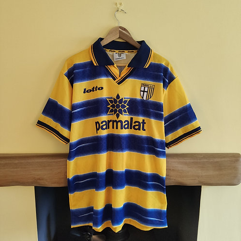 Parma 98/99 Away Shirt - Size XL