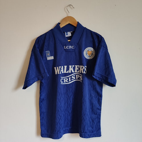 Leicester City 92-94 Home - Size L