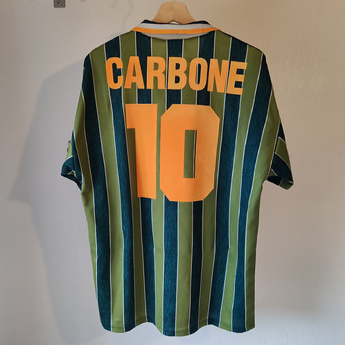 Inter 95/96 Away - Carbone 10 - Size L