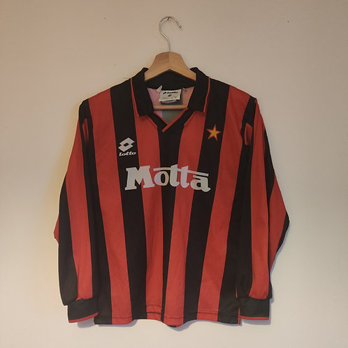AC Milan 93/94 Home - Size Youth XXL