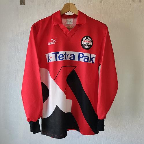 Eintracht Frankfurt 93/94 Home LS - Size S