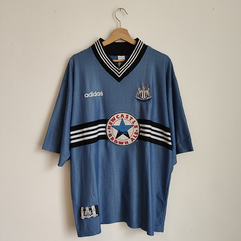 Newcastle 96/97 Away - Size XXL