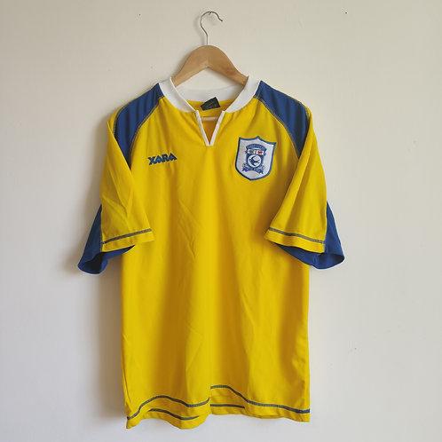 Cardiff City Away shirt
