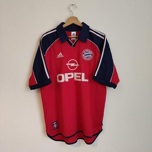 Bayern Munich 99-01 Home - Size L