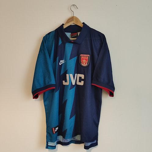 Arsenal 95/96 Away - Size XXL
