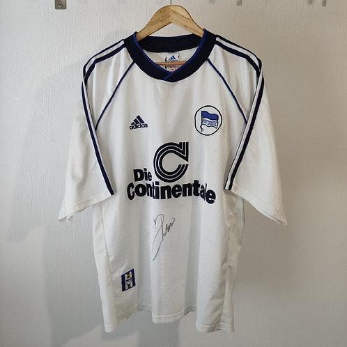 Hertha Berlin 98/99 Away - Size XXL