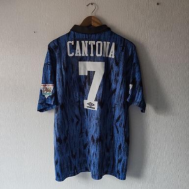Manchester United 92/93 Away - Cantona