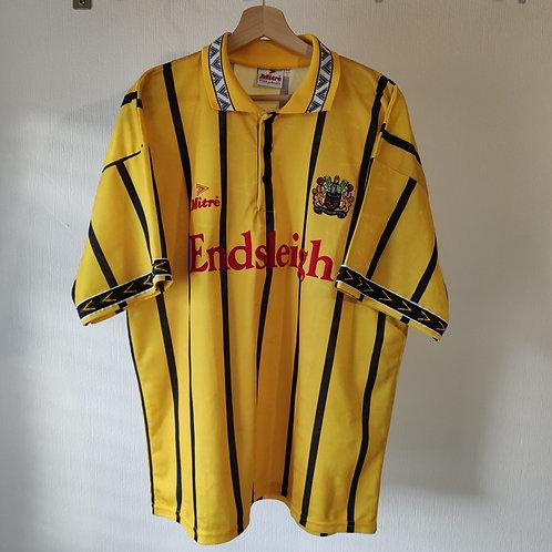 Burnley 94-96 Away - Size 46-48