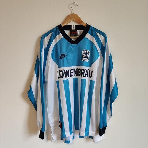1860 Munich 95/96 Home LS - Size XL