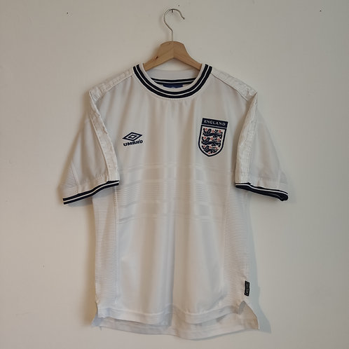 England 99-01 Home - Size M