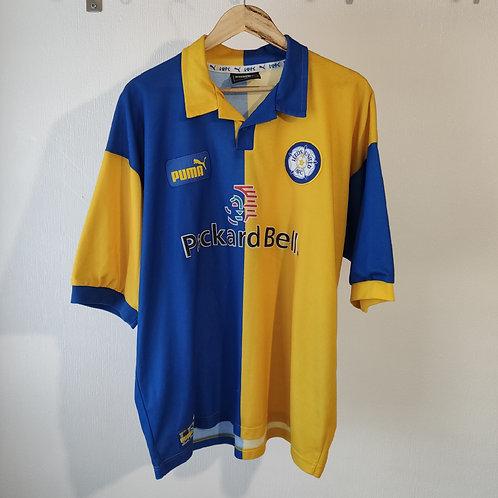 Leeds United 97-99 Away - Size XL