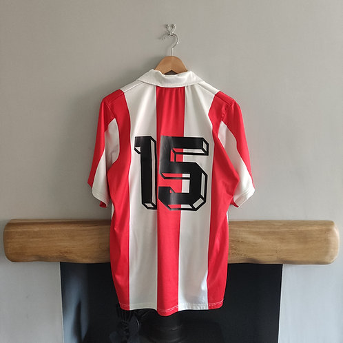 Vis Pesaro Matchworn Shirt - Size XL