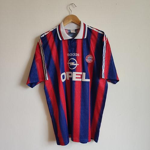 Bayern Munich 95-97 Home - Size XL