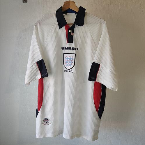 England 1998 Home - Size XXL
