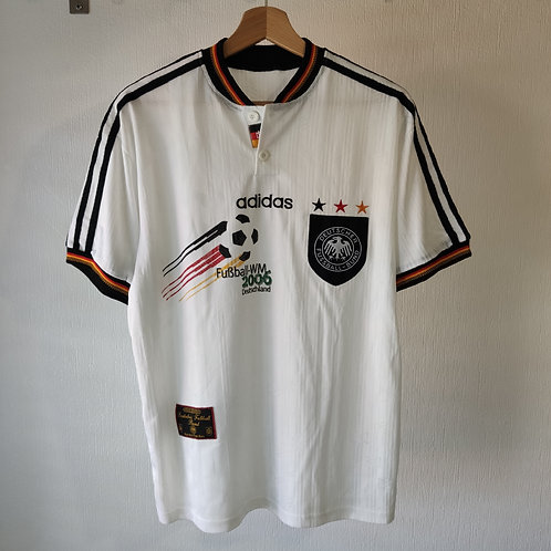 Germany 1996 Home - Size M