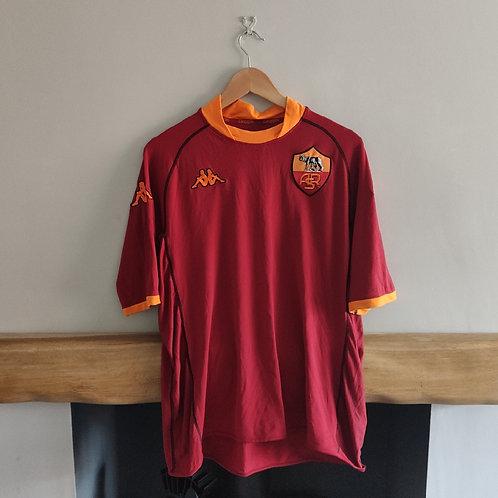 AS Roma 02/03 Home Shirt
